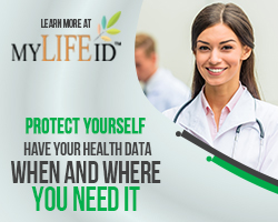 MyLifeID - Healthcare - Protect yourself - Have your health data when and where you need it 250x200