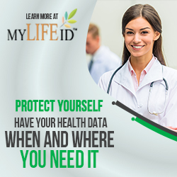 MyLifeID - Healthcare - Protect yourself - Have your health data when and where you need it 250x250