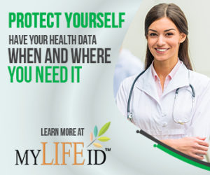MyLifeID - Healthcare - Protect yourself - Have your health data when and where you need it 336x280