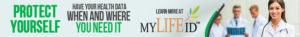 MyLifeID - Healthcare - Protect yourself - Have your health data when and where you need it 728x90